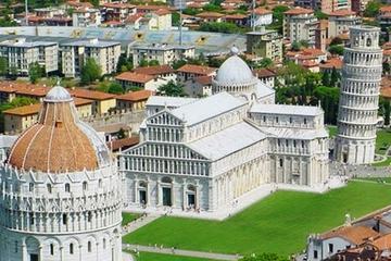 Livorno Landausflug: Florenz und Pisa...