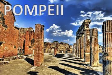 Viaje en grupo pequeño Roma a Pompeya