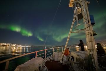 Crucero de la aurora boreal desde...