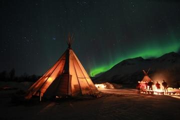 Excursão das Luzes do Norte na Lapônia saindo de Tromso