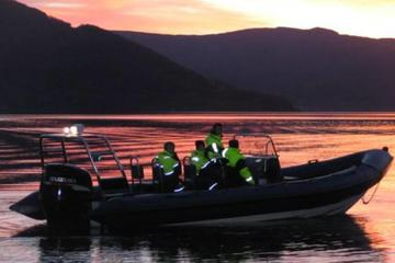 Midnight Sun RIB Cruise from Tromso