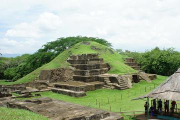 Layover San Salvador History and Mayan Ruins Tour