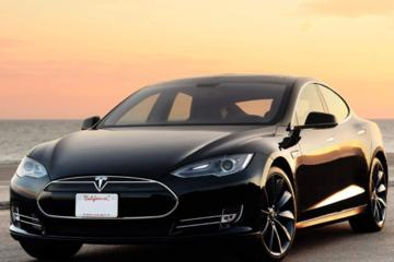 Hong Kong Airport Transfers By Tesla