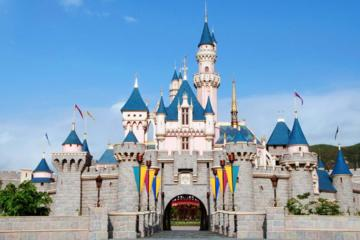 Hong Kong Disneyland Admission E-Ticket