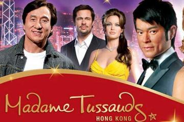 Madame Tussauds Hong Kong 1-Day E-Ticket