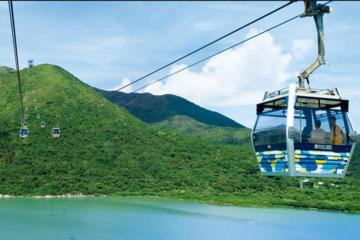 Ngong Ping 360 Lantau Sky-Land-Sea Day Pass