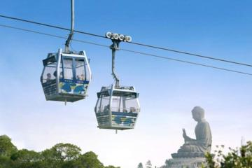 Skip the Line: Ngong Ping 360 Cable Car Ticket