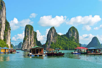 3-Night Hanoi Tour and Halong Bay Overnight Cruise