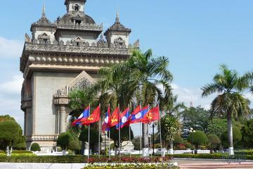 Guided Vientiane City and Buddha Park...