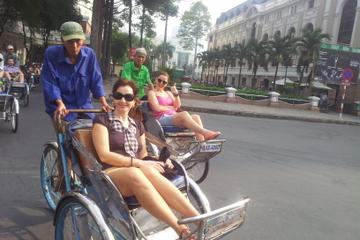 Landausflug nach Ho-Chi-Minh-Stadt...