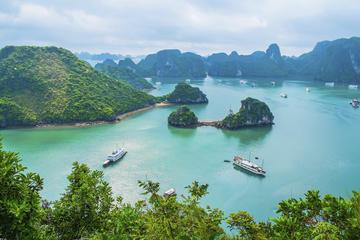 Privater Segelausflug ab Hanoi in die Halong-Bucht