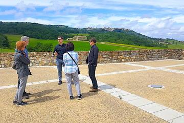 VINHO E COZINHAR - Brunello Wine Tour...