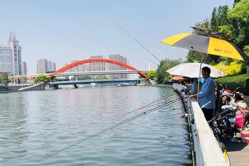 Tour privato di pesca di Tianjin con