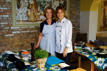 Le Locandiere cooking Class , local venetian recipes