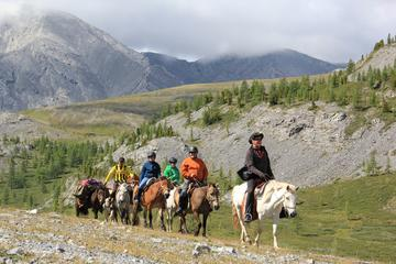 5 Days-Horse Trekking in Khovsgol