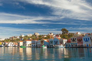 Boat Trip to the Greek Island of Meis Kastellorizo