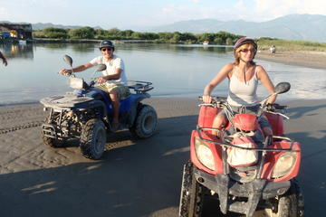 Quad Bike Safari in Kalkan