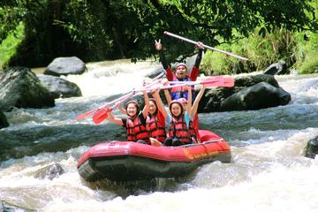 Ayung Rafting and Spa Packages