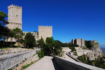 Excursión de un día a Erice y Segesta desde Palermo con degustación...