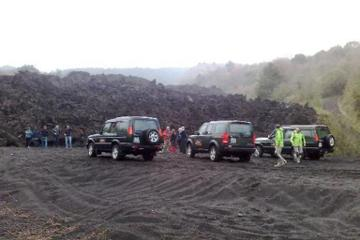 Half-Day Etna Jeep Ride