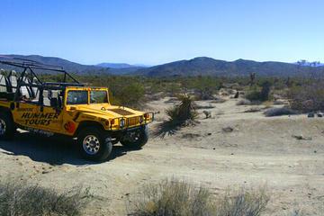 Aventure en Hummer à Joshua Tree au départ de Palm Desert