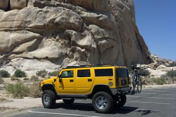 Day Trip Joshua Tree Backroads Hummer H2 Tour near Palm Springs, California