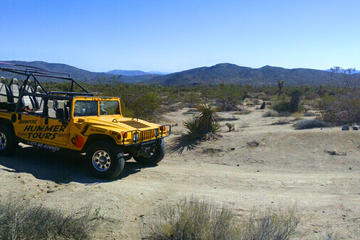 Day Trip Joshua Tree Hummer Adventure from Palm Desert near Palm Springs, California