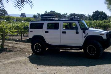 Book Temecula Wine Tasting by Hummer from Palm Springs on Viator