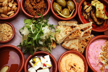Traditional Cuisine & Cultural Foods - City Walking Tour Larnaca 2hrs