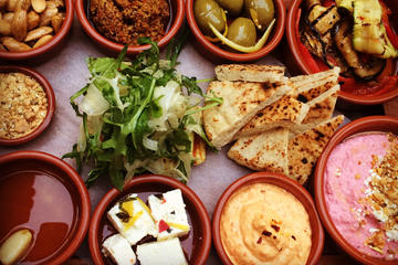 Traditional Cuisine & Cultural Foods - City Walking Tour Limassol 3hrs