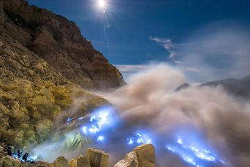 Mount Ijen Tour - From Bali