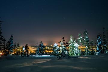 Nordlysfotograferingstur på e-fatbikes