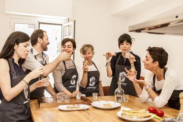 Greek Wine Tasting & Greek Cooking Class (4 hours)