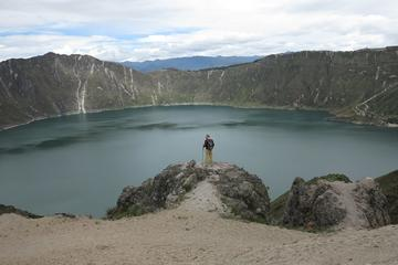 6-Day Cherish The Avenue of the Volcanoes from Quito
