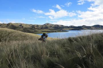 6-Day Trekking Cliffs and Piñan Lagoon from Quito