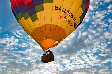 Albuquerque-Fahrt im Heißluftballon...