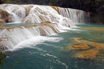 Agua Azul and Misolha Waterfalls Day...
