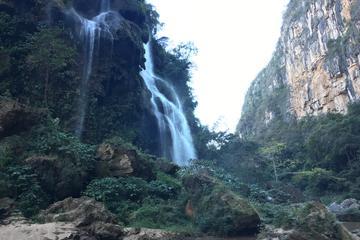 Aguacero Waterfall and La Venta River Canyon - Ocote Biosphere Reserve