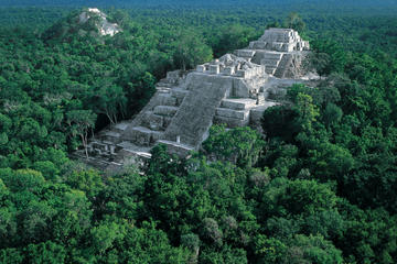 Full-Day Tour to Calakmul Ruins and Biosphere Reserve from Palenque