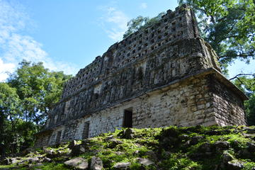 Lacandona Jungle, Yaxchilan and...