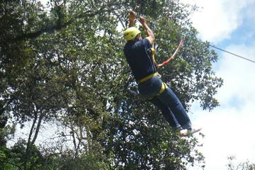 Mammoth Caves Park Tour: Rappelling, Ziplining and Hiking