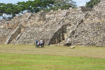 Mayan Adventure: Pomona, Palenque Archaeological Sites and Cheese Route in Tenosique