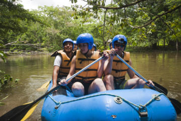 River Rafting and Bonampak...