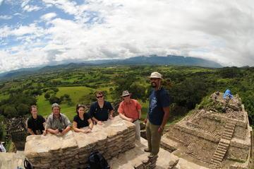 Ruinas mayas Toniná y recorrido por...