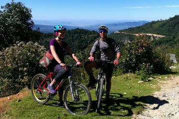 Tour en bicicleta por la montaña y los pueblos indígenas de Chiapas