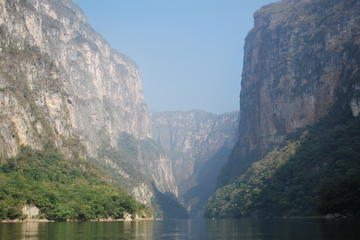 Viewpoints and Cruise to Sumidero...