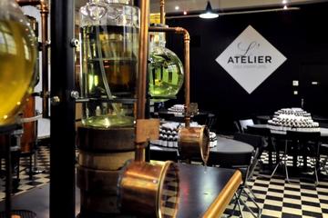 Taller en la perfumería Molinard de Niza