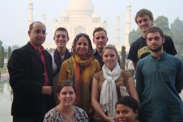 El mismo día Agra Tour en coche