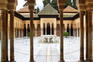 Granada rundtur till fots inklusive Alhambra, Albaicín och Sacromonte