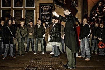 Tour a piedi dei fantasmi di Liverpool